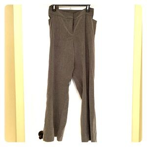 Plus Size Work Trousers